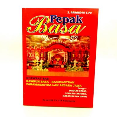 Buku Pepak Basa Jawa