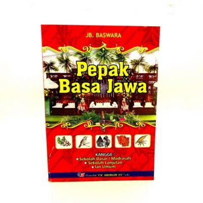 Buku Pepak Basa Jawa Cover Baru