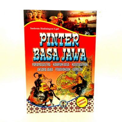 Buku Pinter Basa Jawa Anak Sekolah