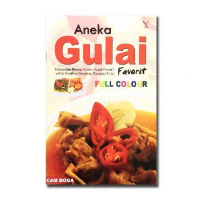 Buku Resep Aneka Gulai