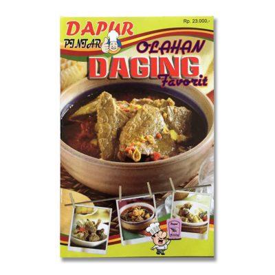 Buku Resep Olahan Daging Favorit