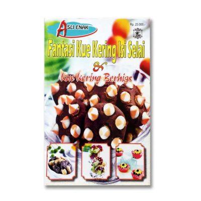 Buku Kumpulan Resep Kue Kering Hias