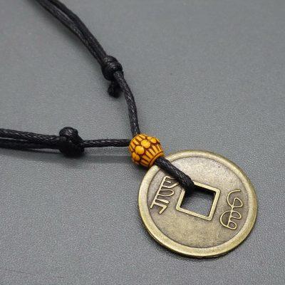 Kalung Koin Cina Kuno