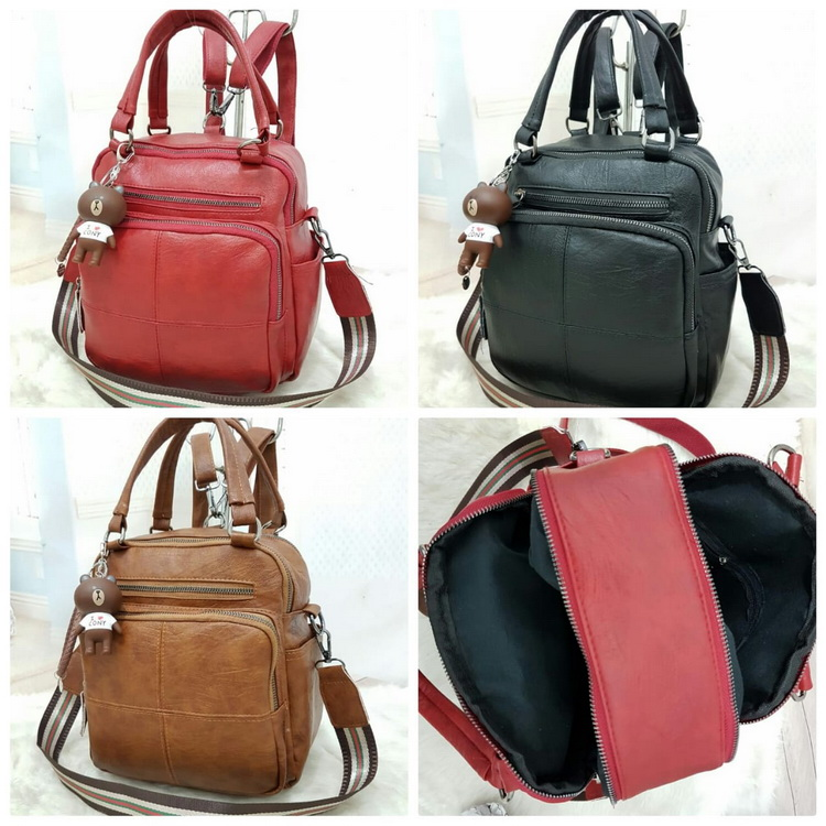 Tas Ransel Fashion Import