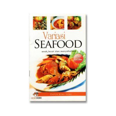 Buku Resep Variasi Seafood