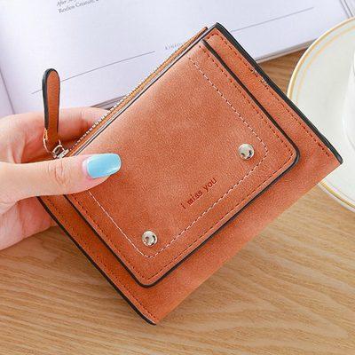 Dompet Kecil Ada Tempat Koin Model T1395
