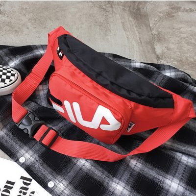 Tas Selempang WB Canvas Murah Model T1405