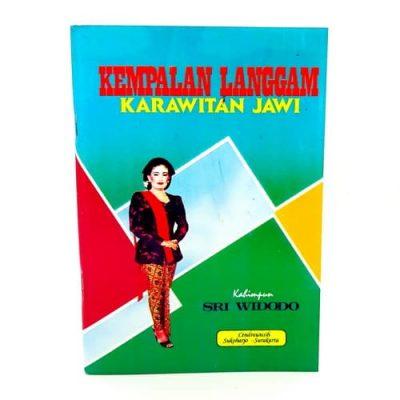 Buku Karawitan Jawi Kempalan Langgam