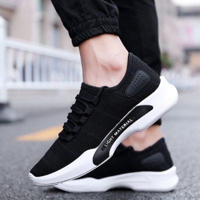 Sepatu Sneakers Pria Model T1156