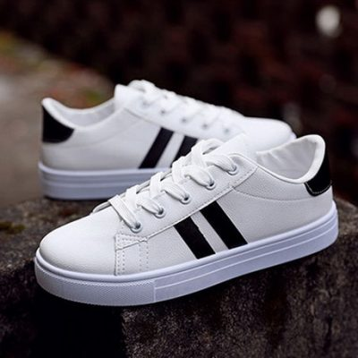 Sepatu Sneakers Wanita Long Lasting Model T1474