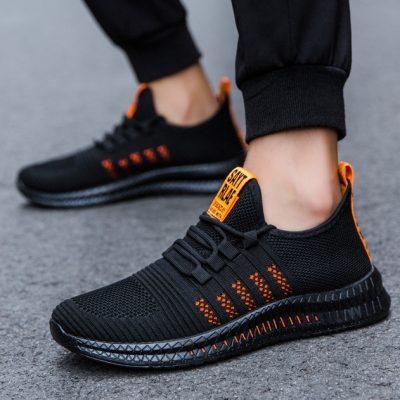 Trend Sneakers Fashion Pria Model Terbaru T1487