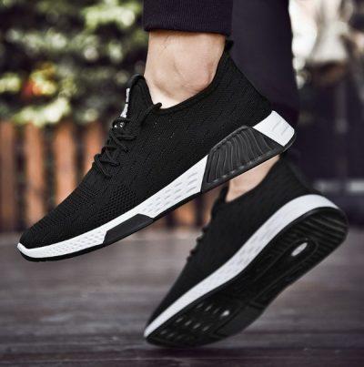 Sepatu Sneakers Pria Fashion Jaman Now ModelT1486