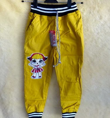 Celana Anak Model Lampu