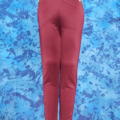 Celana Wanita Scuba Model Casual